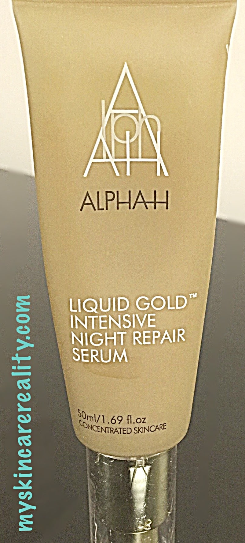 Alpha H Liquid Gold Intensive Overnight Serum | Review