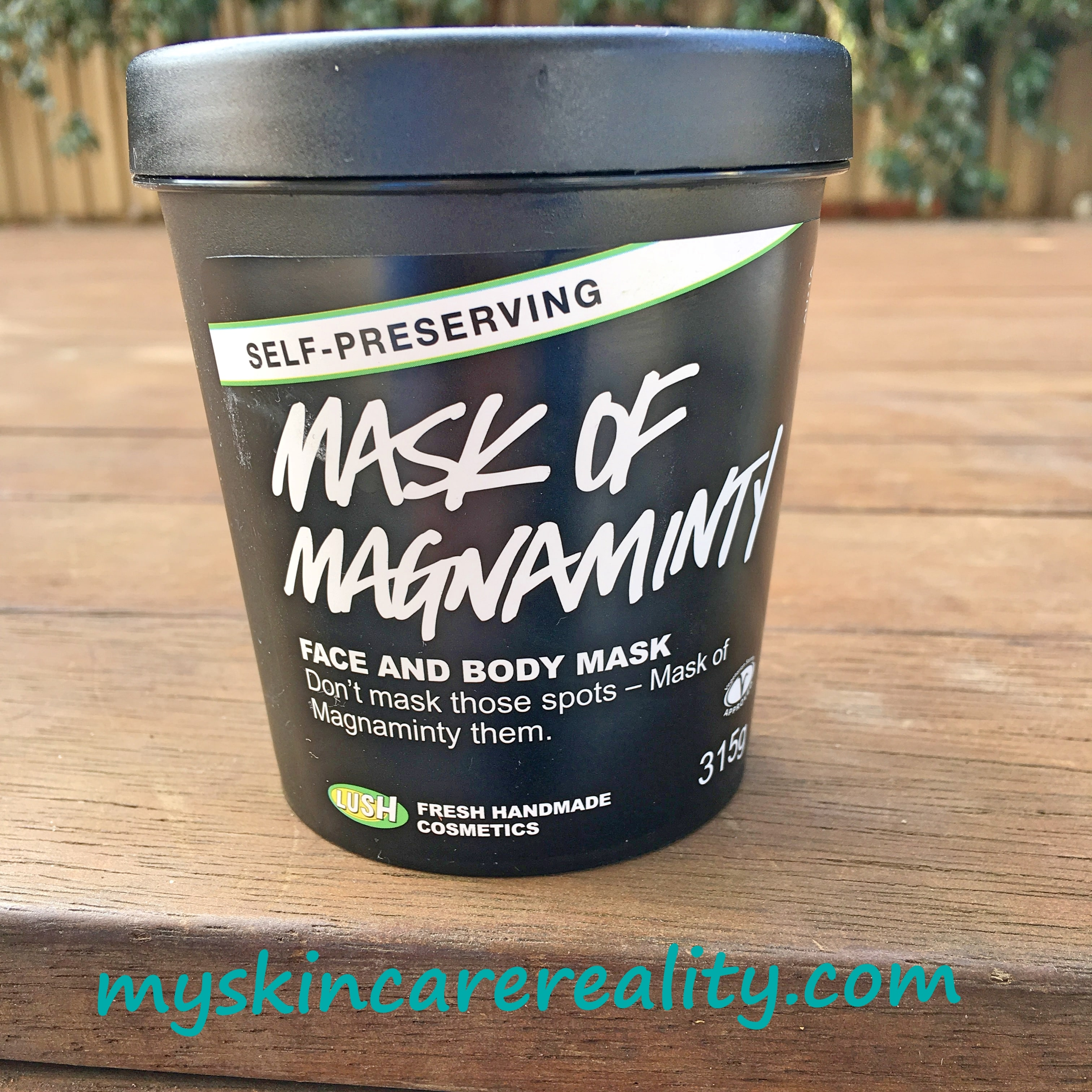 Lush – Mask of Magnaminty Review
