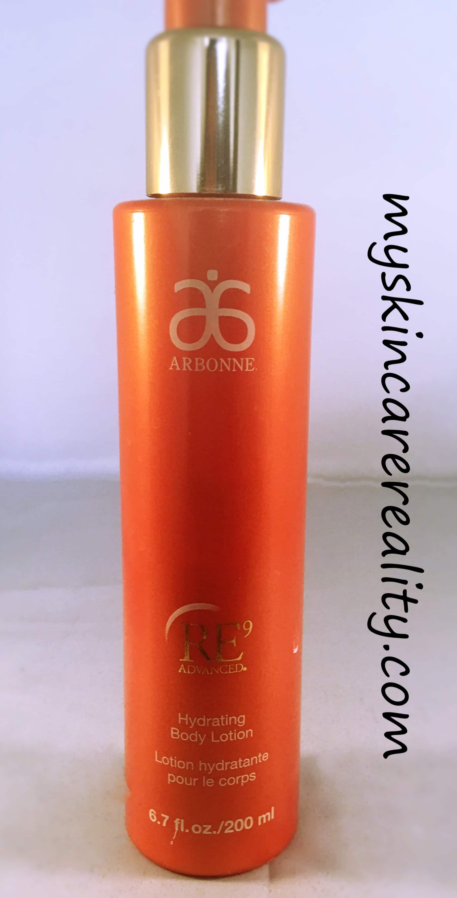 Arbonne RE9 Hydrating Body Lotion | Review | Worth the Price?
