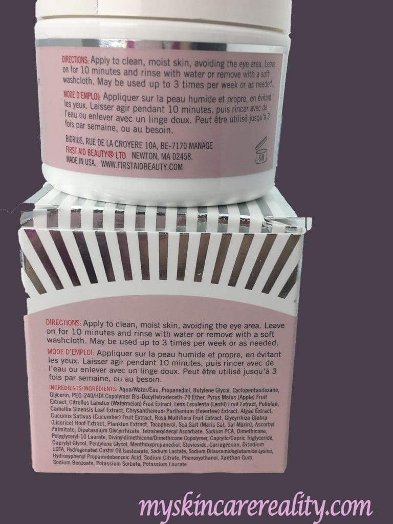 first-aid-beauty-bouncy-mask-review-directions