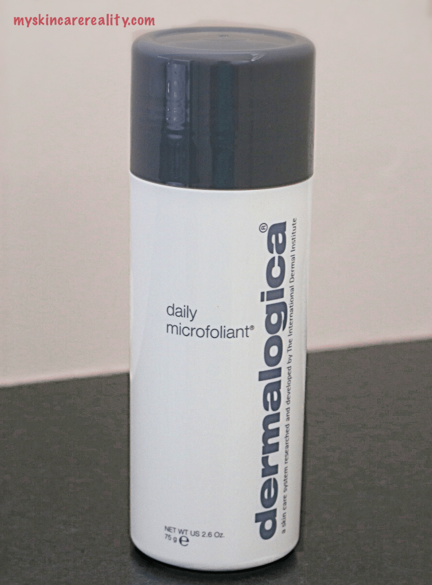 Dermalogica Daily Microfoliant | Review | My Skincare Reality